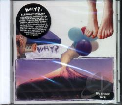 Why - Elephant Eyelash CD Cover Art
