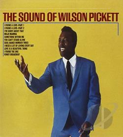 Pickett, Wilson - Sound of Wilson Pickett CD Cover Art