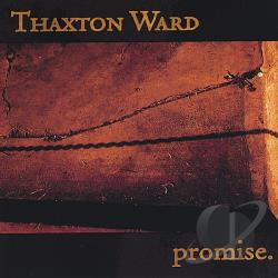 Thaxton Ward - Promise CD Cover Art