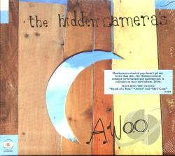 Hidden Cameras - Awoo CD Cover Art