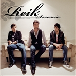 Reik - Secuencia CD Cover Art