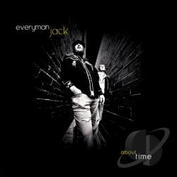 Everyman, Jack - About Time CD Cover Art