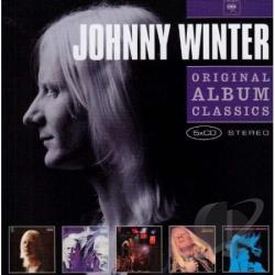 Winter, Johnny - Original Album Classics CD Cover Art