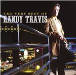 Travis, Randy - Very Best of Randy Travis DB Cover Art