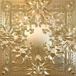 Jay-Z / Kanye West (Rap) - Watch the Throne CD Cover Art