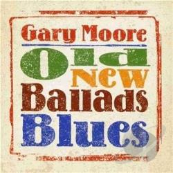 Moore, Gary - Old New Ballads Blues LP Cover Art
