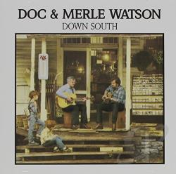 Watson, Doc - Down South CD Cover Art
