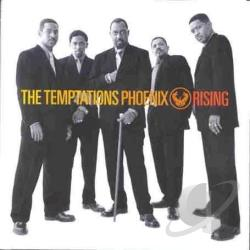 Temptations - Phoenix Rising CD Cover Art