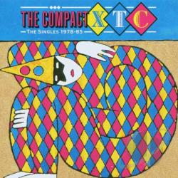 XTC - Compact XTC: Singles 1978-1985 CD Cover Art