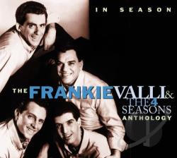 Four Seasons - In Season: The Frankie Valli And The 4 Seasons Anthology CD Cover Art