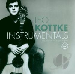 Kottke, Leo - Best of the Capitol Years CD Cover Art