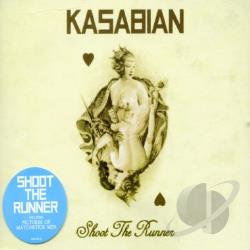 Kasbian - Shoot The Runner DS Cover Art