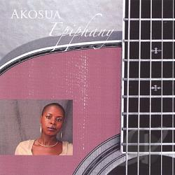 Akosua - Epiphany CD Cover Art