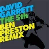 Garrett, David - 5th (Ben Preston Remix) DB Cover Art