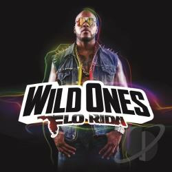Flo Rida - Wild Ones CD Cover Art