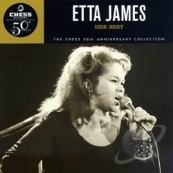 James, Etta - Her Best CD Cover Art
