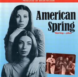 American Spring - Spring...Plus CD Cover Art