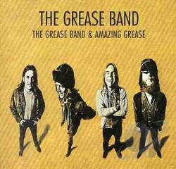 Grease Band - Chronicles CD Cover Art