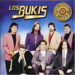 Los Bukis - Greatest Hits CD Cover Art