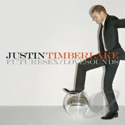Timberlake, Justin - FutureSex/LoveSounds CD Cover Art