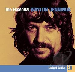 Jennings, Waylon - Essential Waylon Jennings CD Cover Art