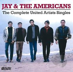 Jay & The Americans - Complete United Artist Singles CD Cover Art