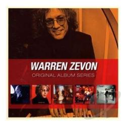 Zevon, Warren - Original Album Series CD Cover Art