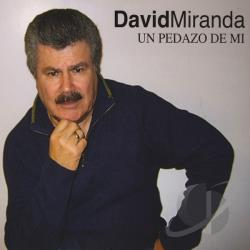 Miranda, David - Un Pedazo De Mi CD Cover Art