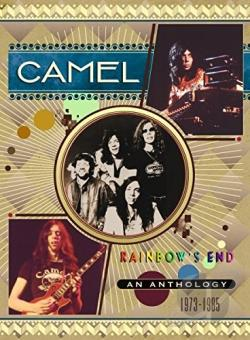 Camel - Rainbow's End: An Anthology 1973-1985 CD Cover Art