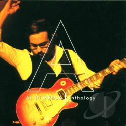 Meola, Al Di - Anthology CD Cover Art