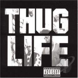 Thug Life / Tupac - Thug Life, Vol. 1 CD Cover Art