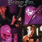 Britny Fox - Long Way to Live! CD Cover Art
