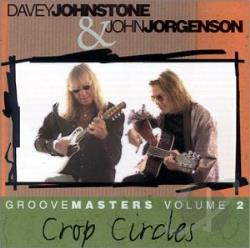 Johnstone, Davey - Crop Circles CD Cover Art