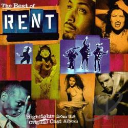 Rent - Rent CD Cover Art