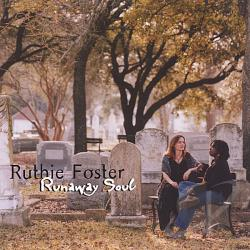 Foster, Ruthie - Runaway Soul CD Cover Art