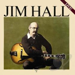 Hall, Jim - Jim Hall Live! CD Cover Art