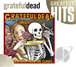 Grateful Dead - Skeletons from the Closet: The Best of Grateful Dead CD Cover Art
