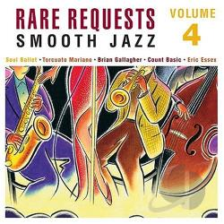 Rare Requests Vol. 4: Smooth Jazz CD Cover Art