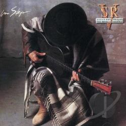 Vaughan, Stevie Ray - In Step CD Cover Art