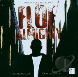 Edgar Allen Floe - Floe Almighty CD Cover Art