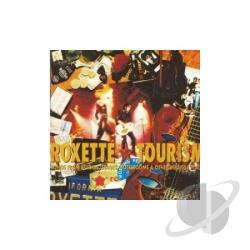 Roxette - Tourism (Songs from Studios, Stages, Hotelrooms & Other Strange Places) CD Cover Art