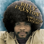 Preston, Billy - American Legend CD Cover Art