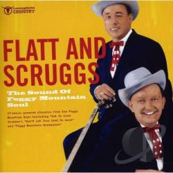 Flatt & Scruggs - Sound of Foggy Mountain Soul CD Cover Art