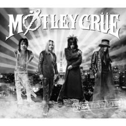 Motley Crue - Greatest Hits CD Cover Art