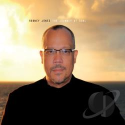 Jones, Rodney - Journey Of Soul CD Cover Art