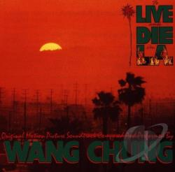 Wang Chung - To Live and Die in L.A. CD Cover Art