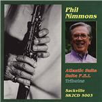 Nimmons, Phil - Atlantic Suite/Suite P.E.I./Tributes CD Cover Art