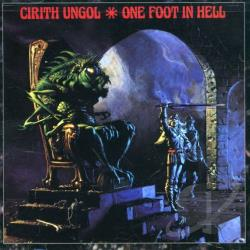 Cirith Ungol - One Foot in Hell CD Cover Art