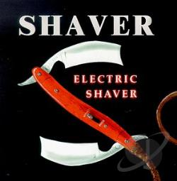 Shaver - Electric Shaver CD Cover Art