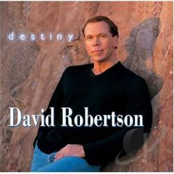 Robertson, David - Destiny CD Cover Art